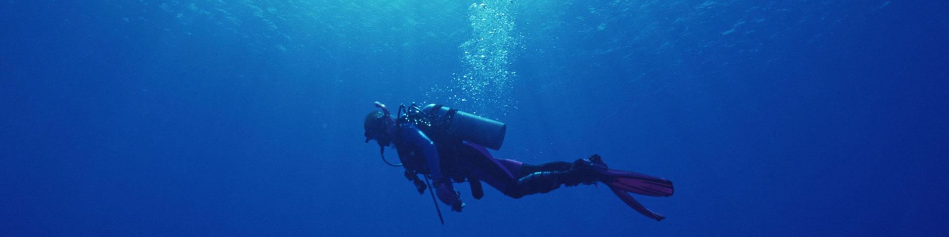 Santorini diving and watersports