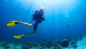 Santorini Excursions, Diving