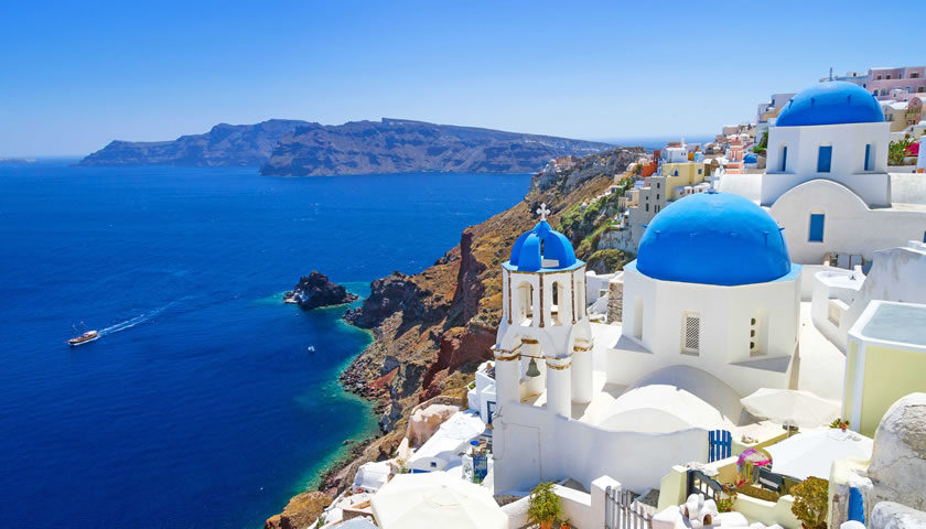 Santorini Excursions, Cruise to Santorini from Athens, Crete, Cyclades