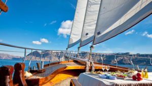Santorini Excursions, Sunset Cruise