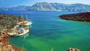 Santorini Excursions, Volcano, Thirassia Cruise