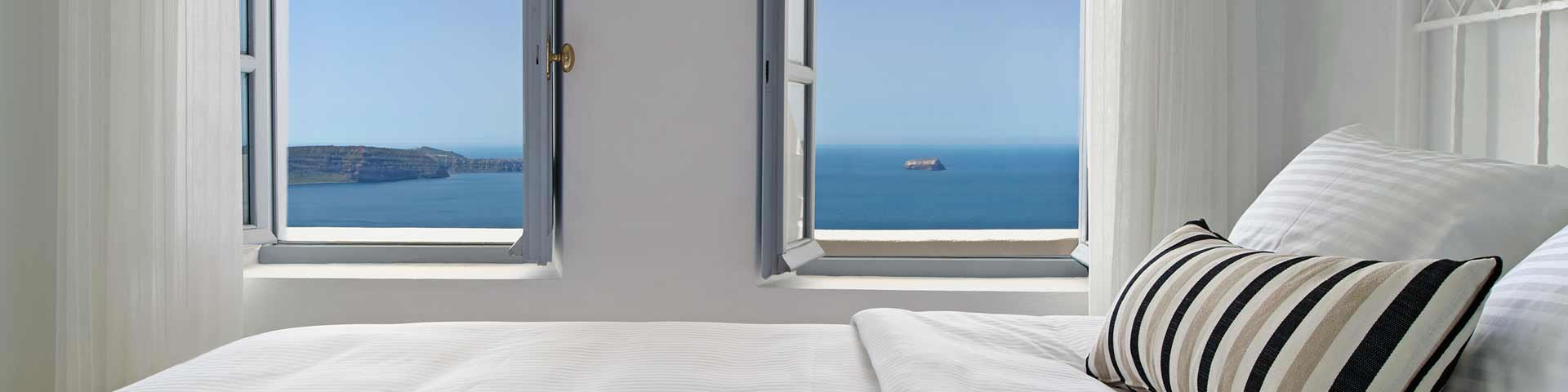 Santorini hotels, accommodation in Santorini