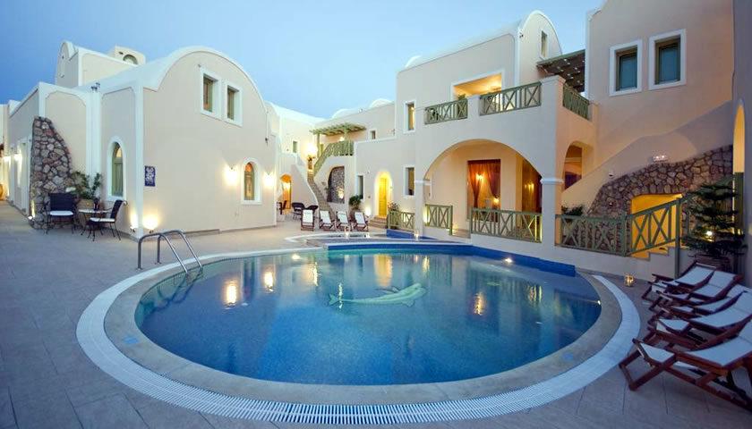 Anassa Deluxe Suites, Kamari, Santorini