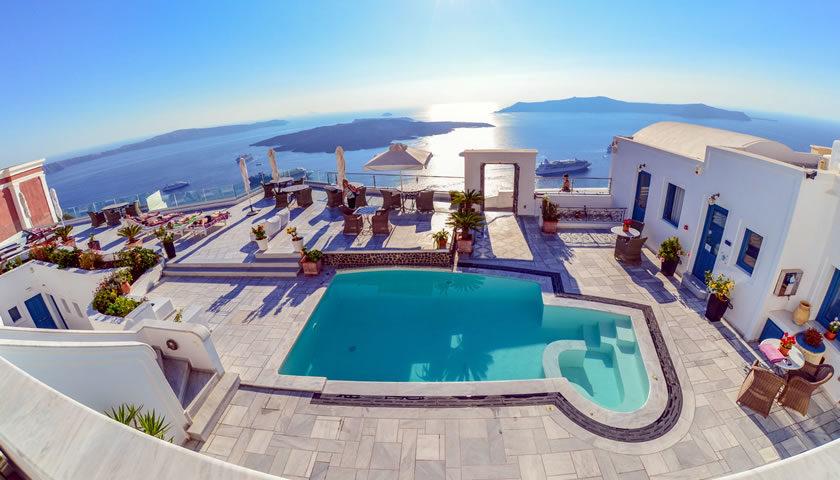 Anteliz Suites, Fira, Santorini