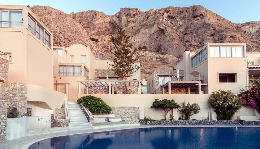 Antinea Suites Hotel & Spa, Kamari, Santorini