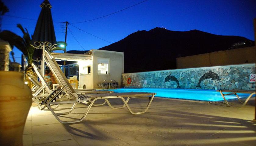 Aretousa Villas, Perissa, Santorini