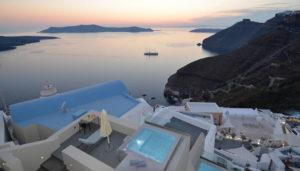 Aria Suites, Fira, Santorini