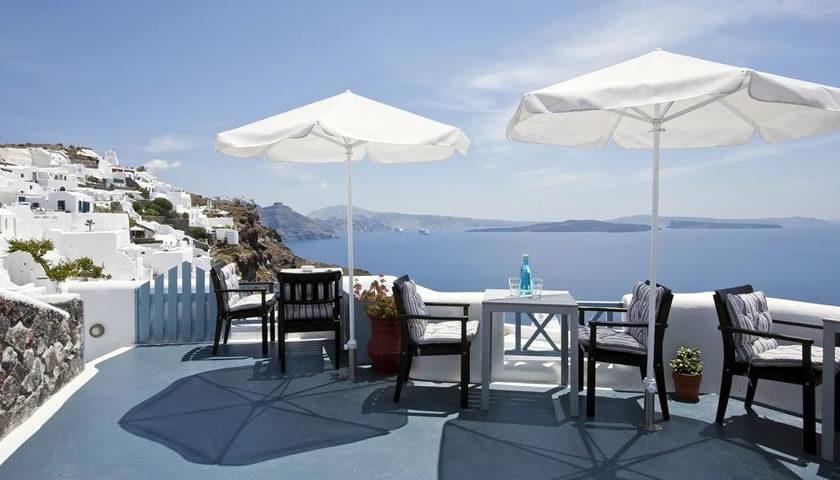 Aspa Villas, Oia, Santorini