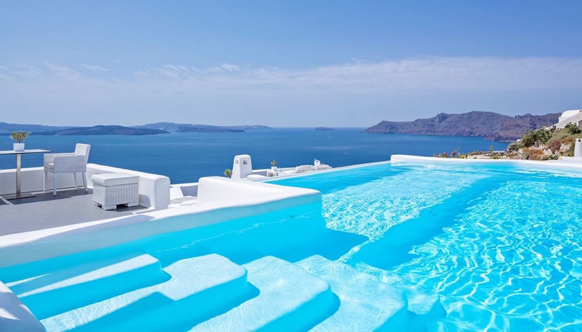 Canaves Oia Hotel, Oia, Santorini