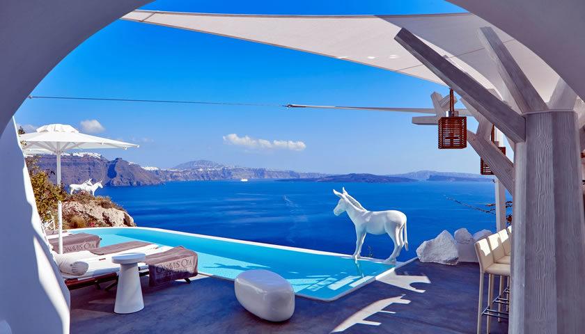 Canaves Oia Sunday Suites, Oia, Santorini