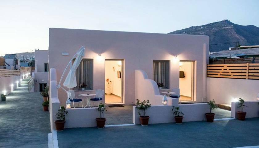 Casa del Mar, Perivolos, Santorini