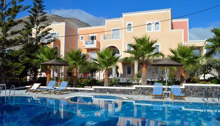 Castro Hotel, Kamari, Santorini