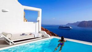 Charisma Suites, Oia, Santorini