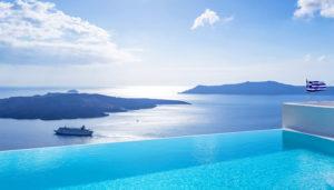 Cosmopolitan Suites, Fira, Santorini
