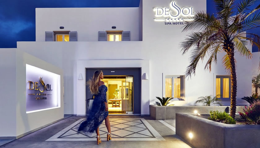 De Sol Hotel and Spa, Fira, Santorini