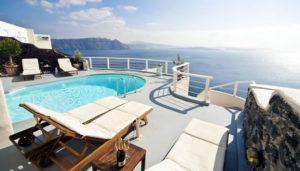 Delfini Villas, Oia, Santorini