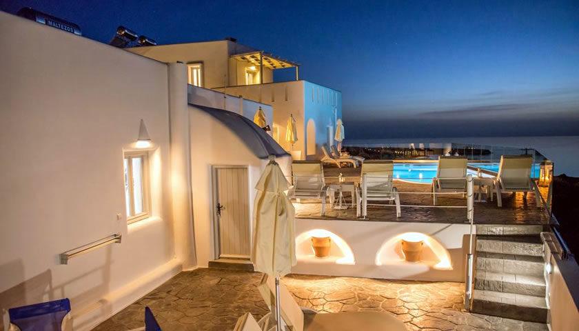 Dreamland Houses, Oia, Santorini