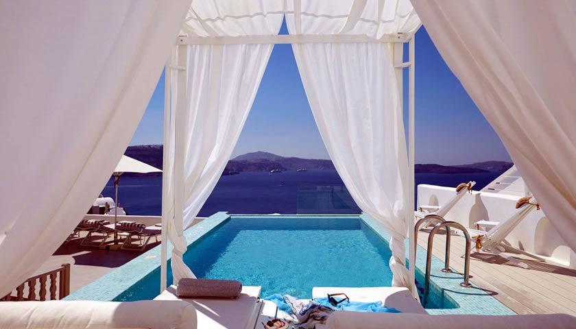 Filotera Suites, Oia, Santorini