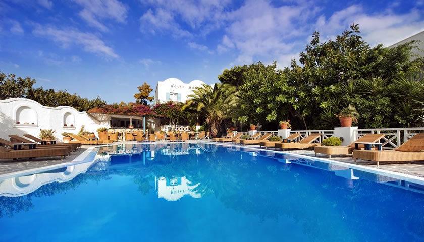Hotel Matina, Kamari, Santorini