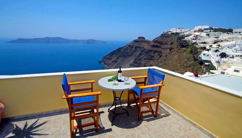 Hotel Mylos, Firostefani, Santorini