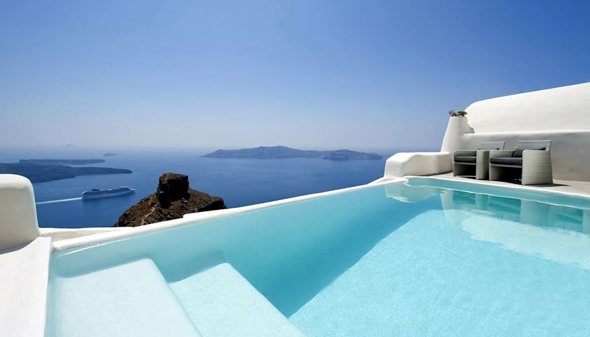 Kapari Natural Resort, Imerovigli, Santorini