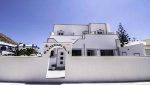 Katefiani Villas, Perissa, Santorini