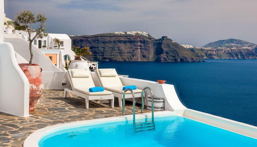 Kima Villas Suites, Oia, Santorini
