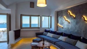 La Perla Villas, Oia, Santorini