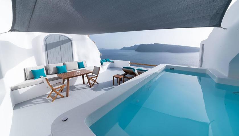 Maregio Suites, Oia, Santorini