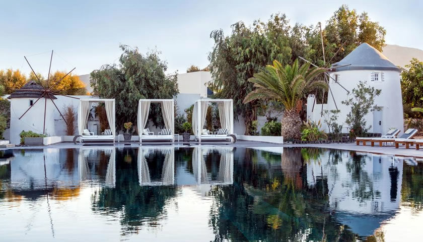 Mediterranean Beach Palace Hotel, Agia Paraskevi, Santorini