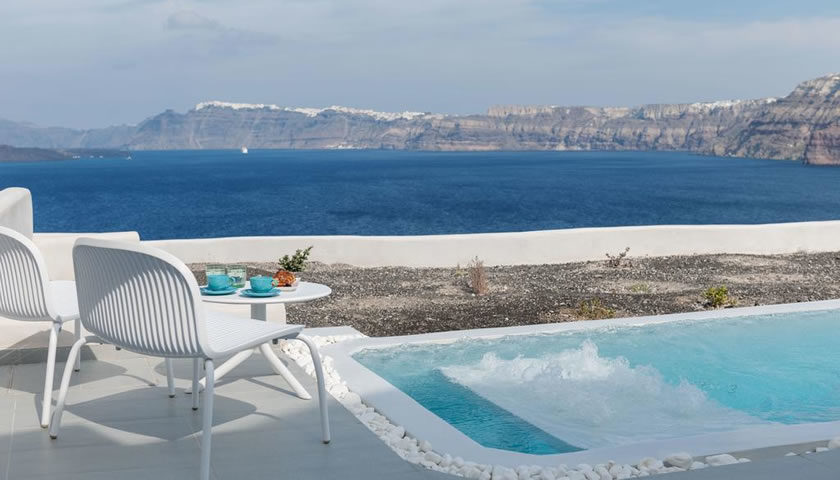 Neptune Luxury Suites, Akrotiri, Santorini