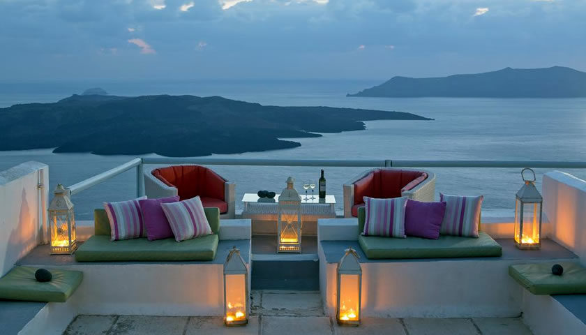Nonis Apartments, Fira, Santorini