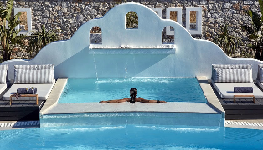 Orabel Suites Santorini, Perivolos, Santorini