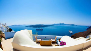Panorama Studios and Suites, Fira, Santorini