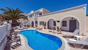 Phoenix, Fira, Santorini