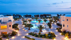 Santo Miramare Resort, Perivolos, Santorini