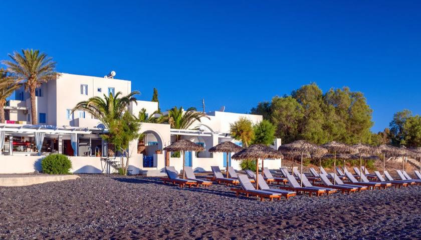 Sigalas Hotel, Kamari, Santorini