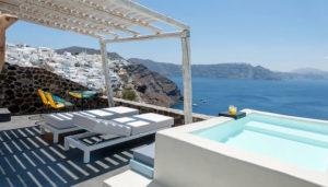 Solstice Luxury Suites, Oia, Santorini