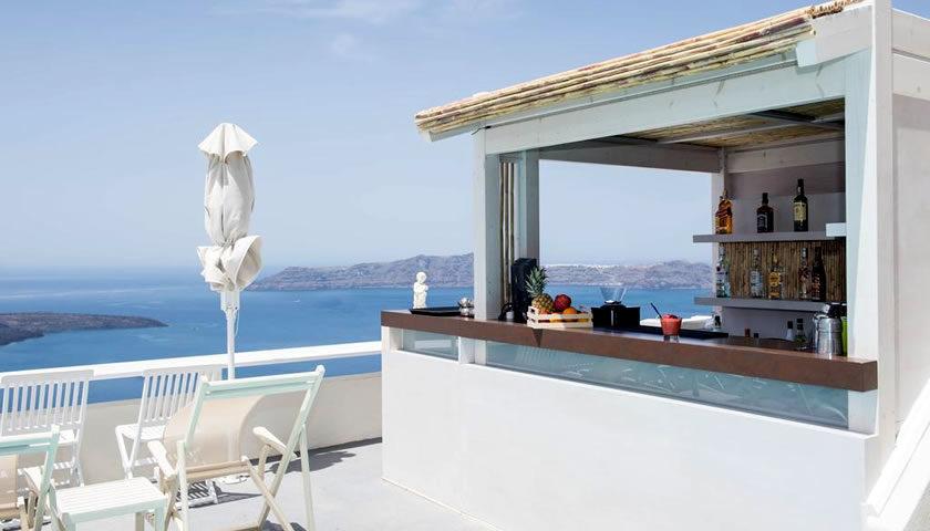 Villa Ilias, Firostefani, Santorini