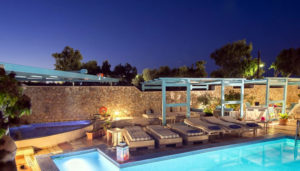 Villa Rose, Fira, Santorini