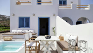 Vino Houses, Oia, Santorini