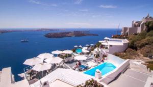Zenith Blue, Imerovigli, Santorini