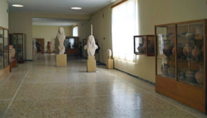 Archaeological Museum of Thera, Fira, Santorini