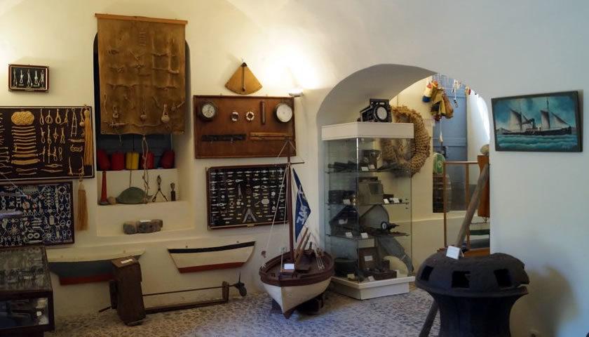 Naval Maritime Museum, Oia, Santorini