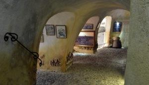 Wine museum, Vothonas, Santorini