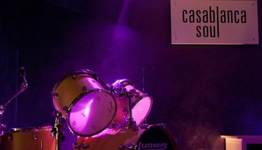 Casablanca Soul Bar, Fira, Santorini