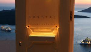 Crystal Coctail Bar, Fira, Santorini