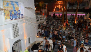 Koo Club, Fira, Santorini