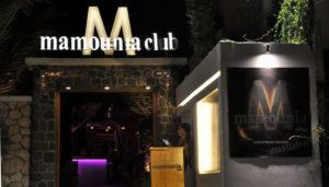 Mamounia Club, Fira, Santorini