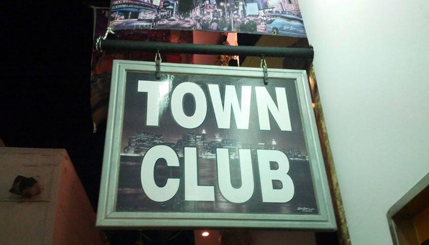 Town Club, Fira, Santorini